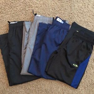 Lot of 4 - Boys Athletic Pants - Size 8 (M)